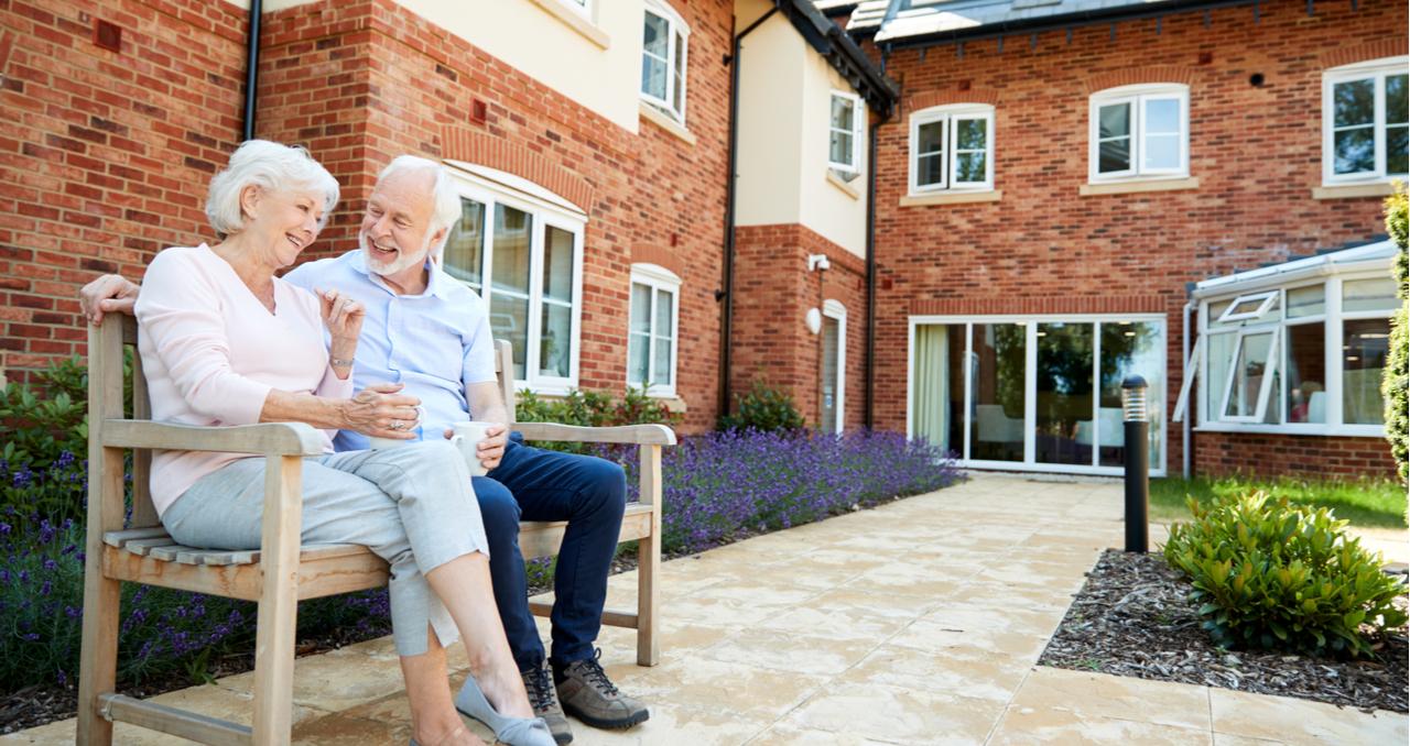 investing in senior housing