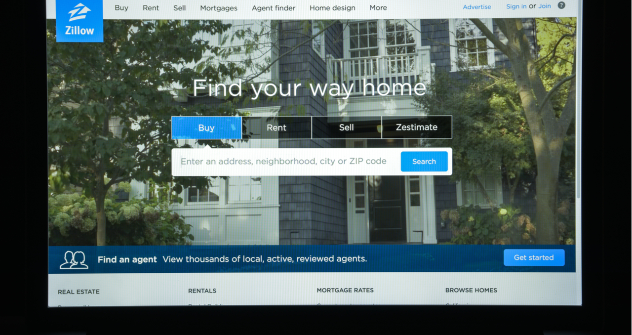 Top 10 Sites that Compete with Zillow