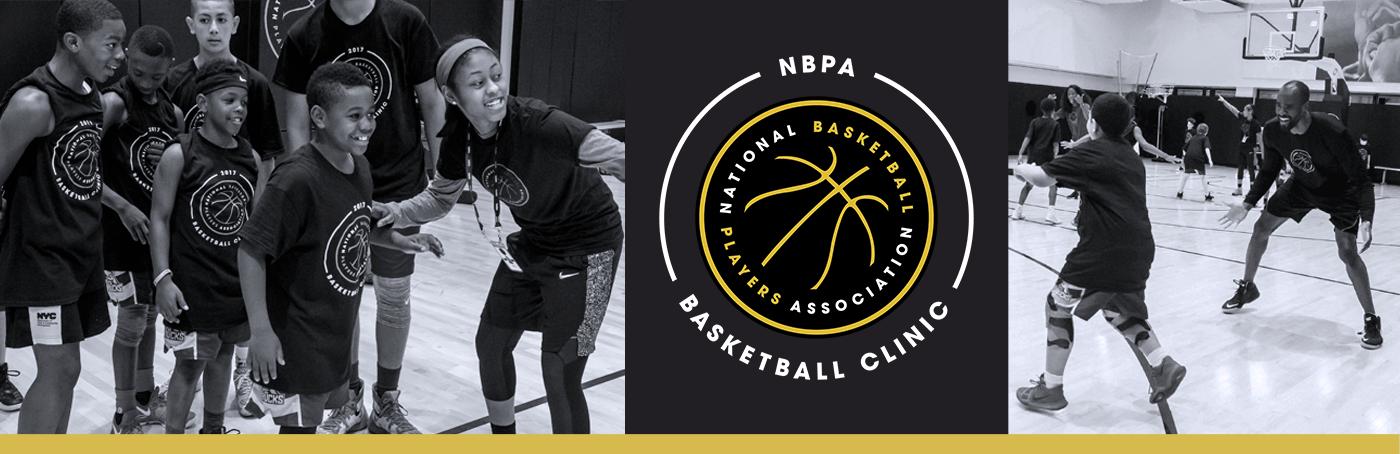 NBPA Clinic Banner