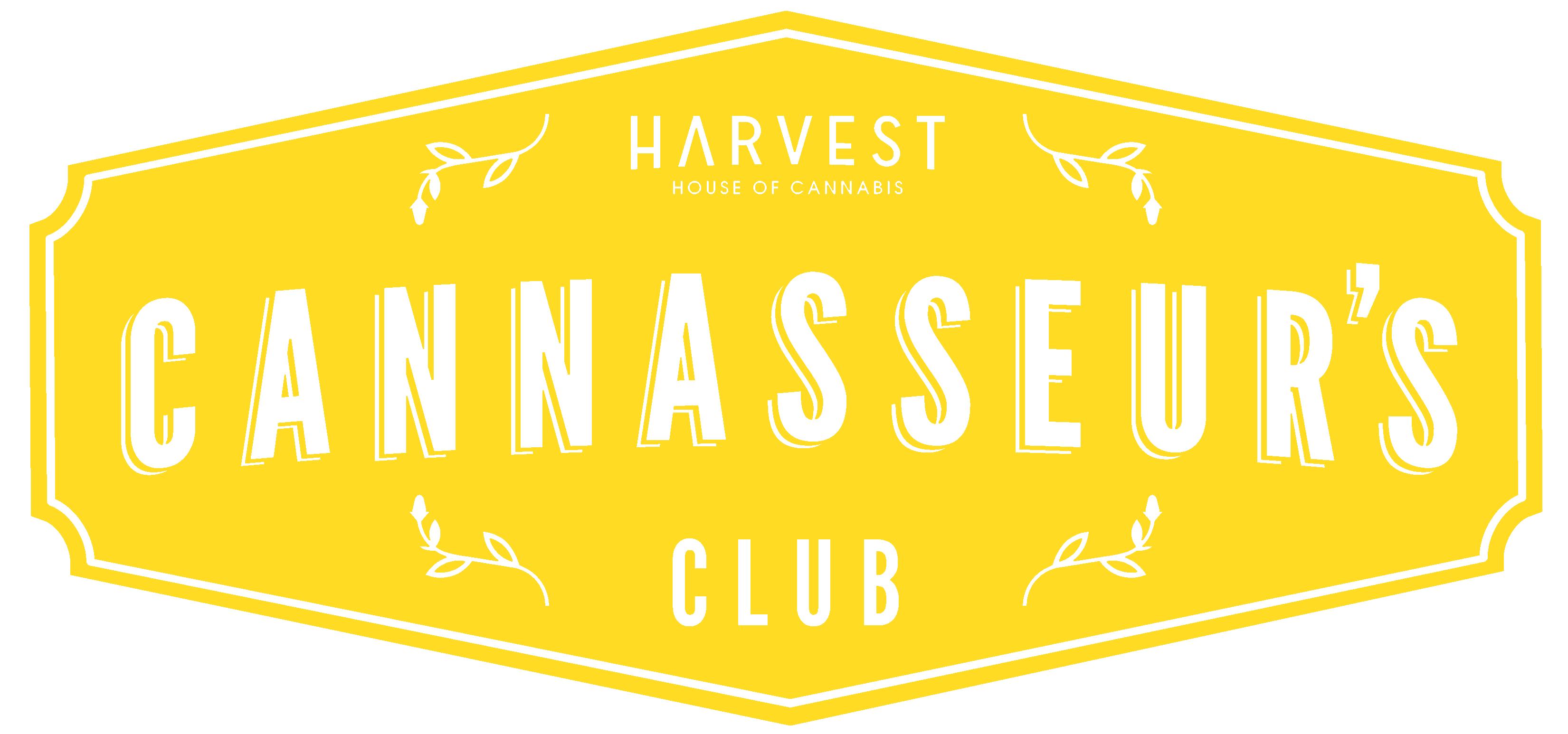 Harvest Cannasseur's Club Logo