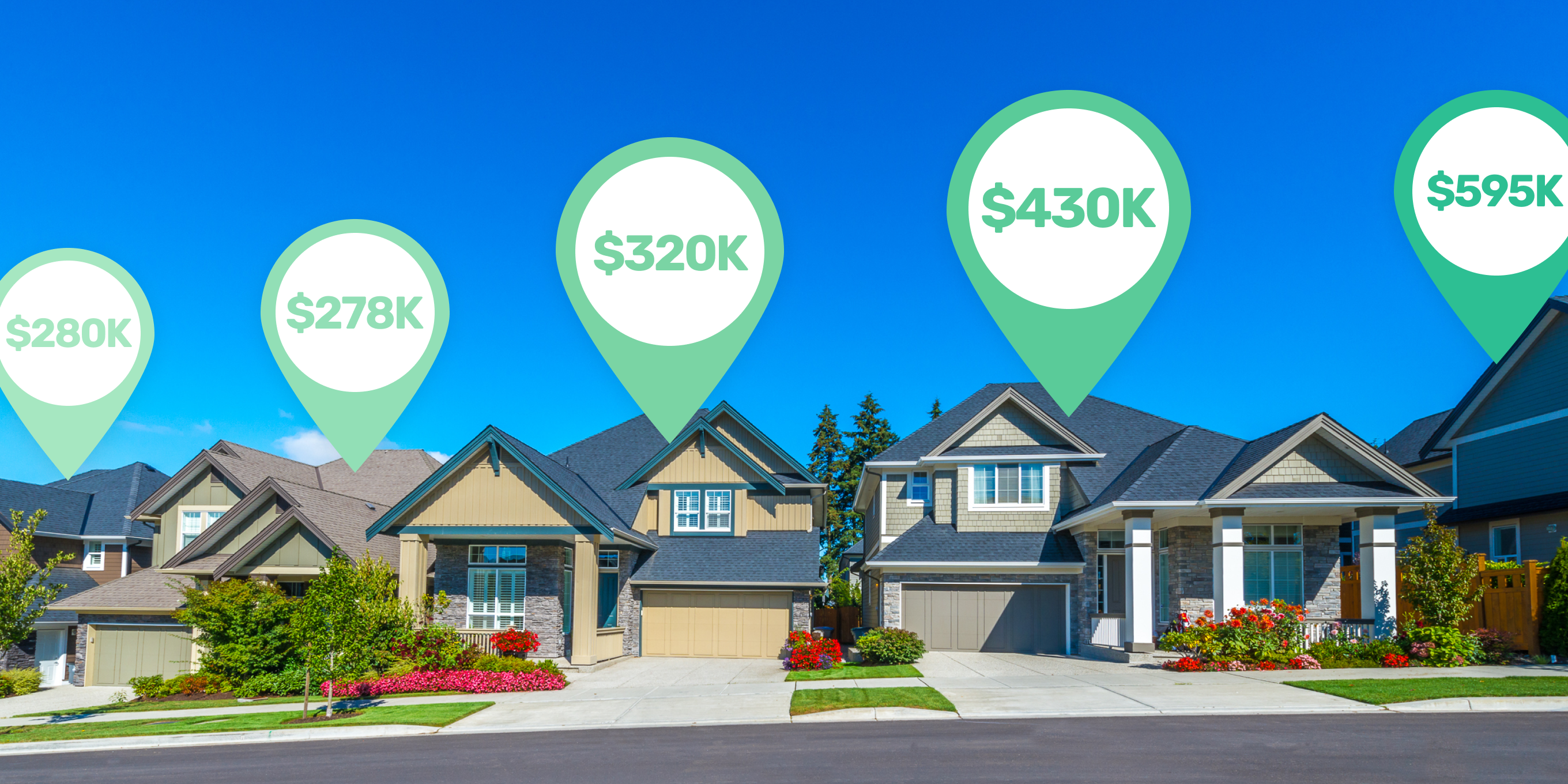 how to find out how much a house sold for