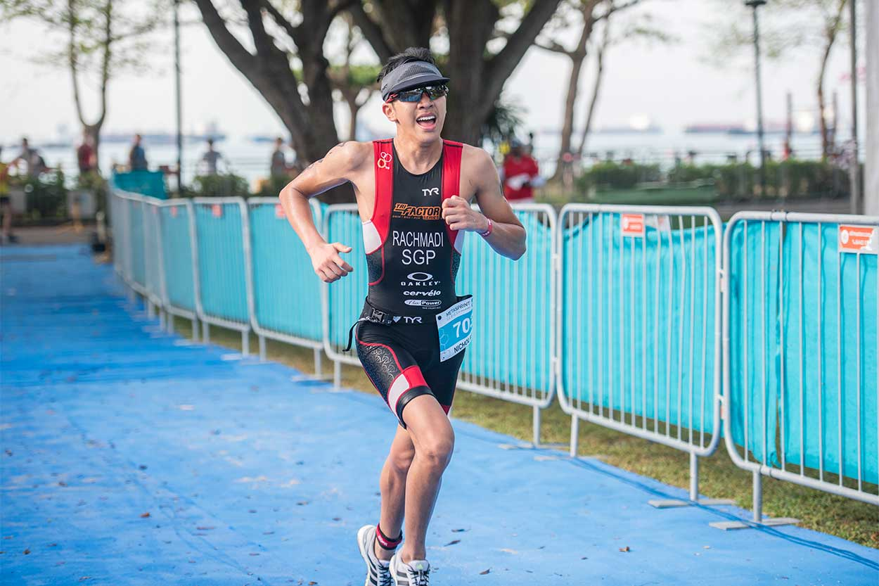 #Strong: Nicholas Rachmadi – From corridor runner to Singapore's top triathlon prospect