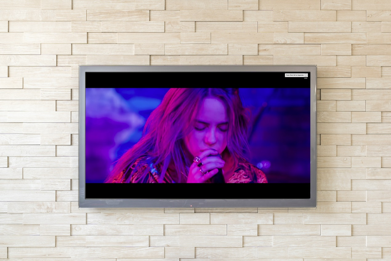 MTV YouTube Channel for Digital Signage image