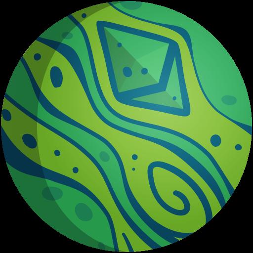 Planet Ethereum