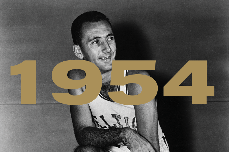 Bob Cousy begins organization of NBPA