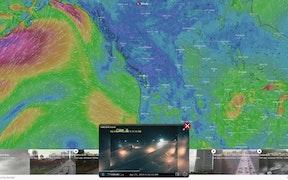 WindyTV for Digital Signage image carousel