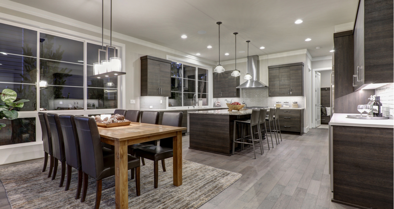 Pros & Cons of Buying an Open-Floor-Plan Home