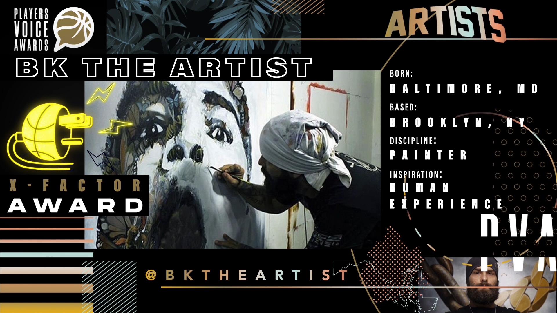 BK The Artist