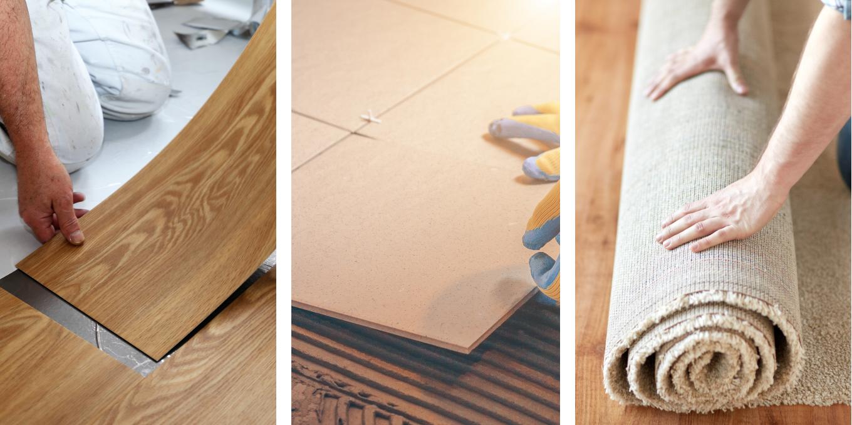 best flooring for rental property