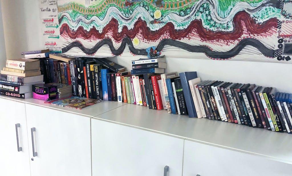 resolution dev dailymotion library