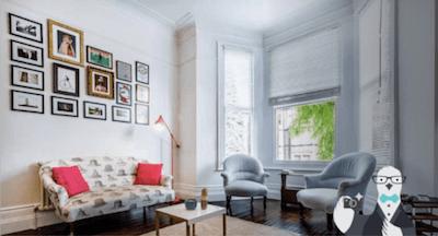 Criação do perfil de Airbnb