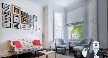 Configuração do perfil Airbnb