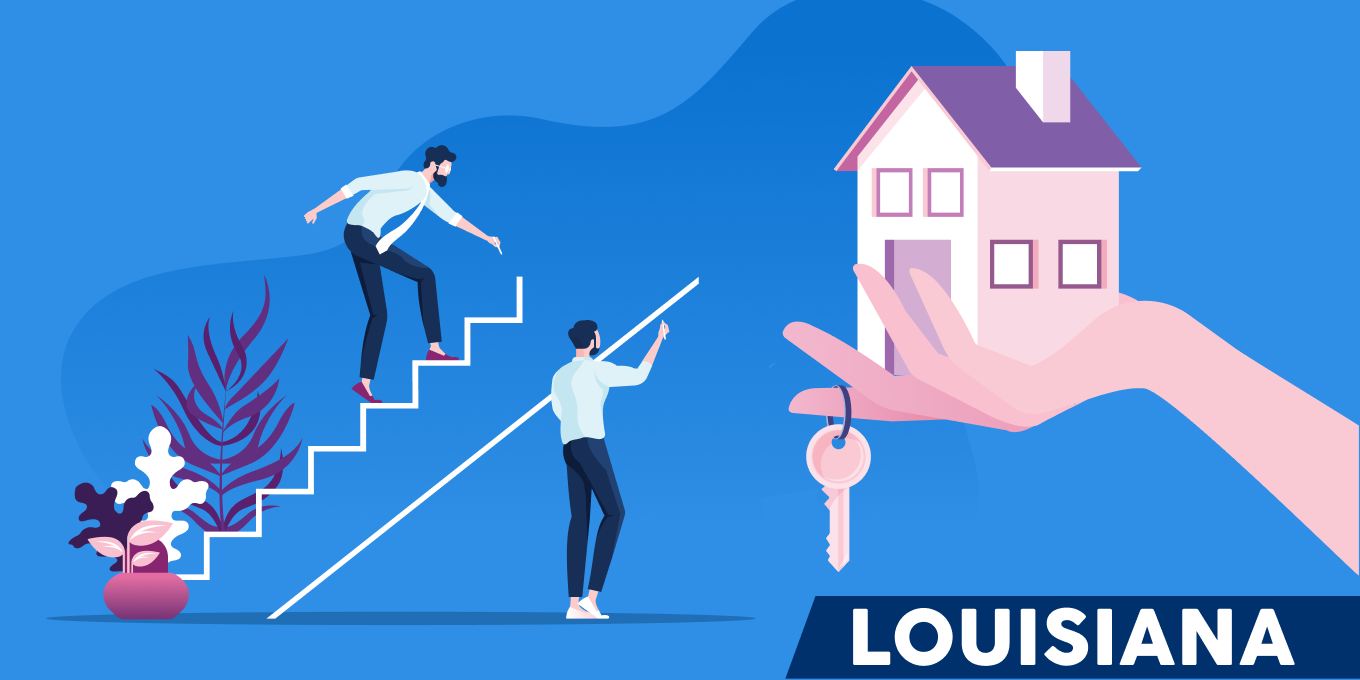 8 Steps to Buying a House in Louisiana