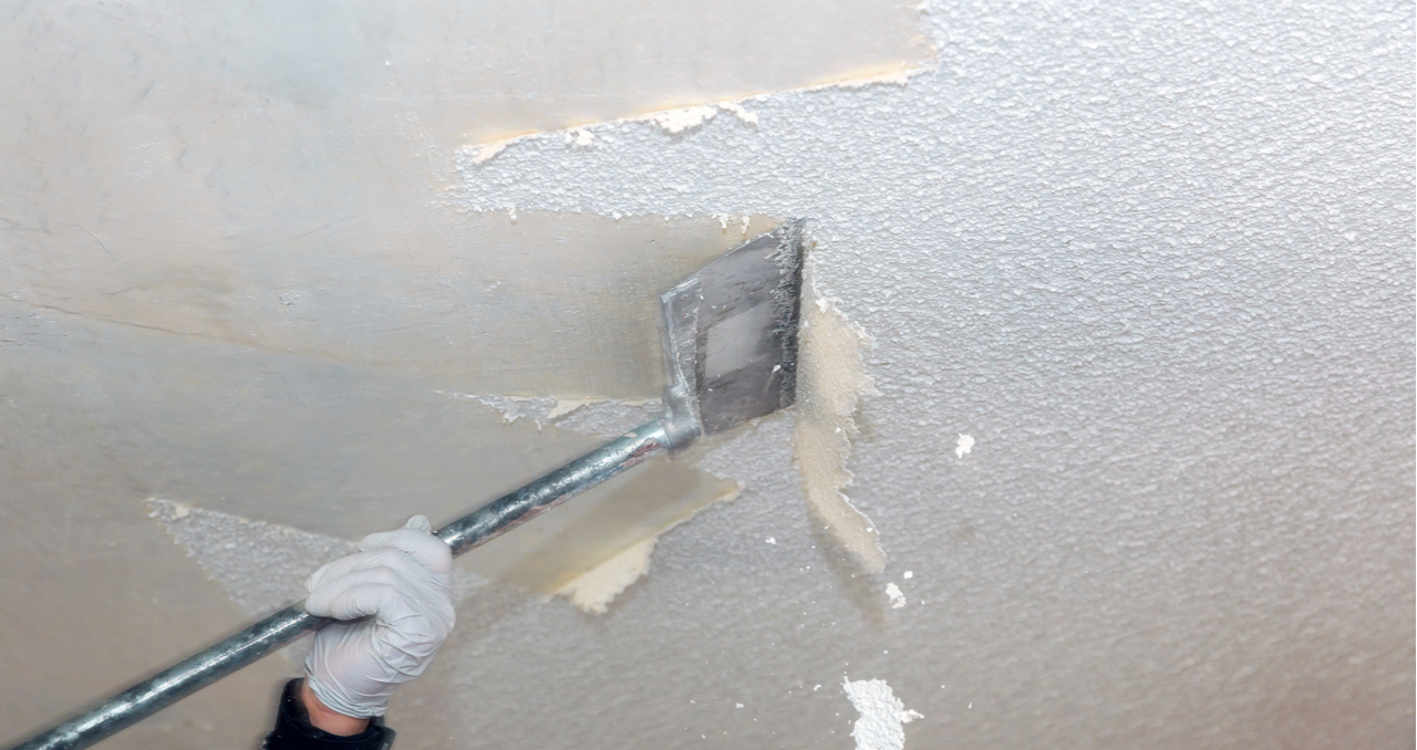 Does Removing Popcorn Ceiling Increase a Home's Value?