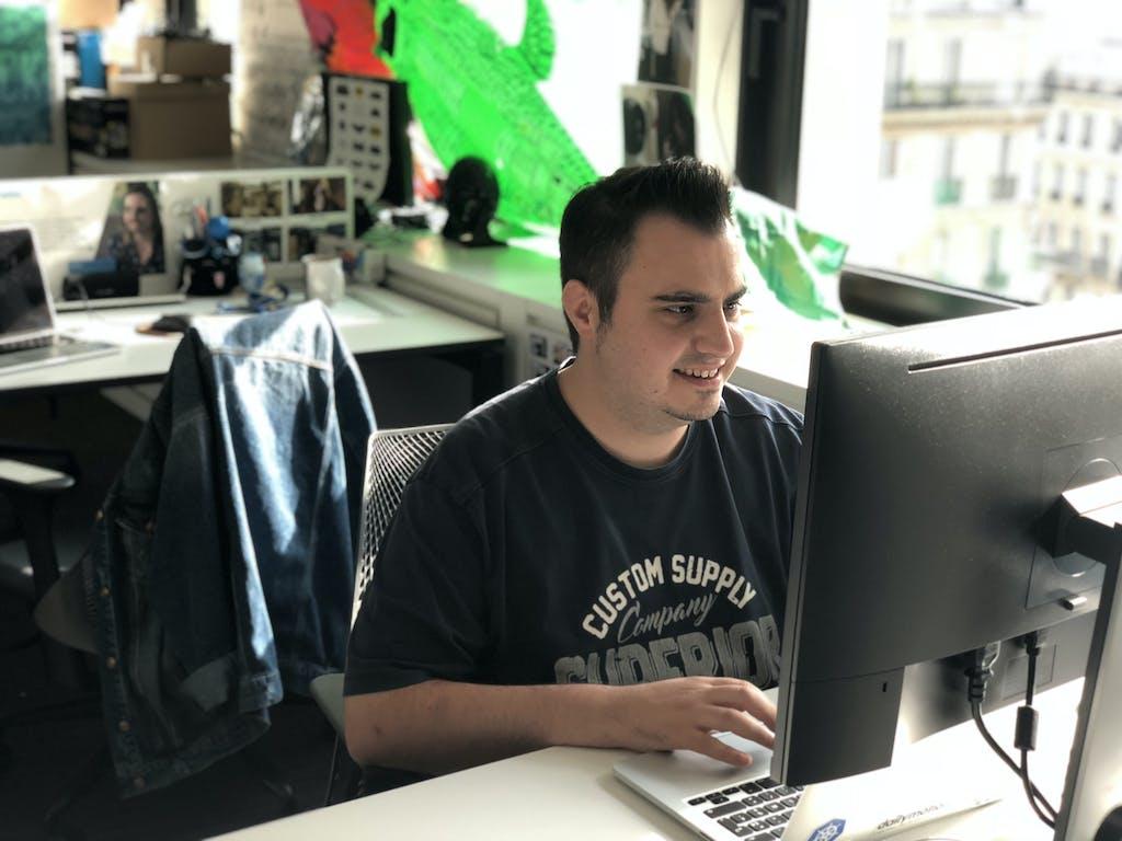 Sylvain Mauduit API evanglesit dailymotion