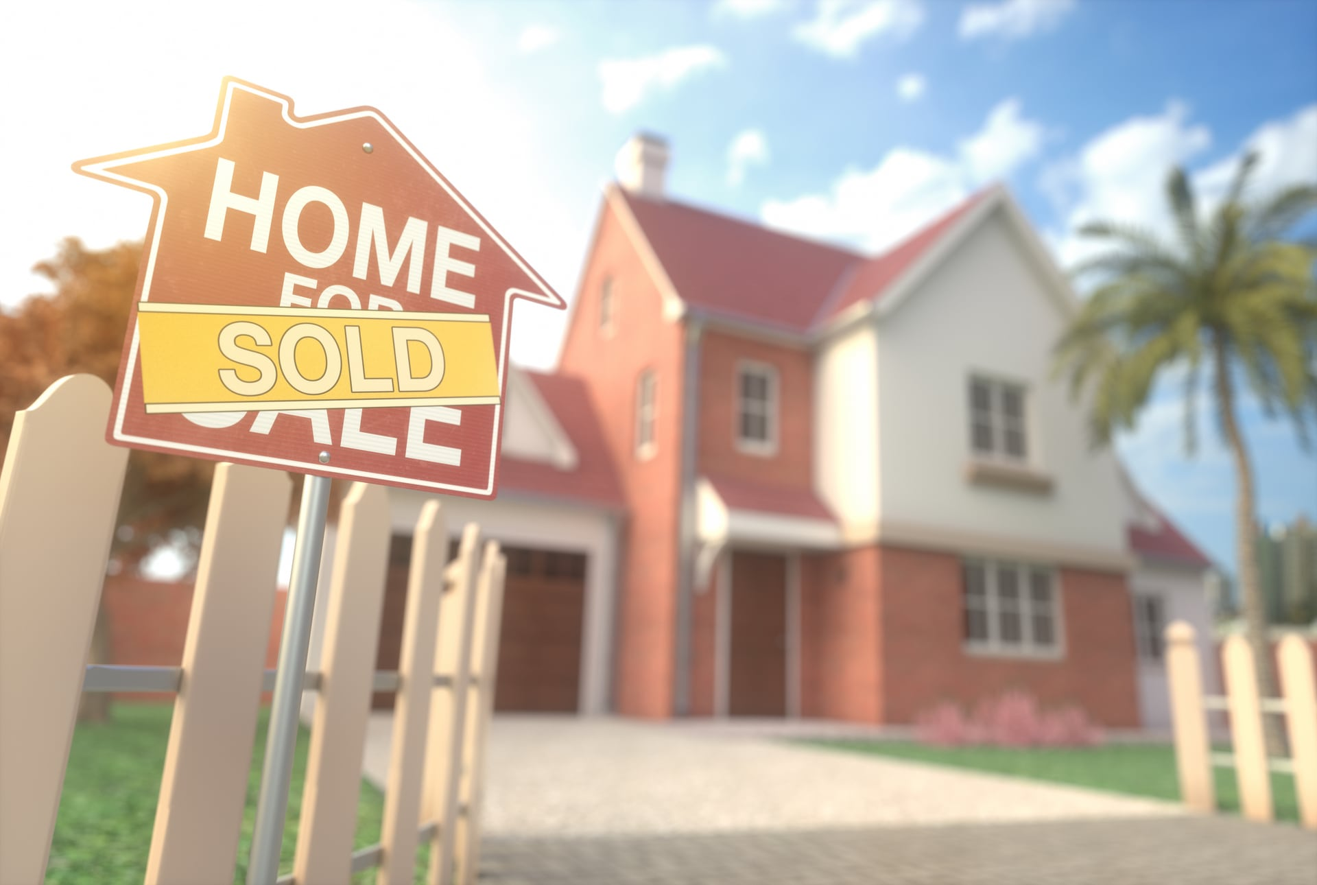 What happens to your mortgage when you sell your home?