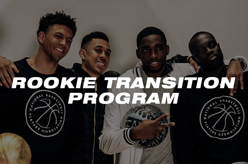Rookie Transition Program