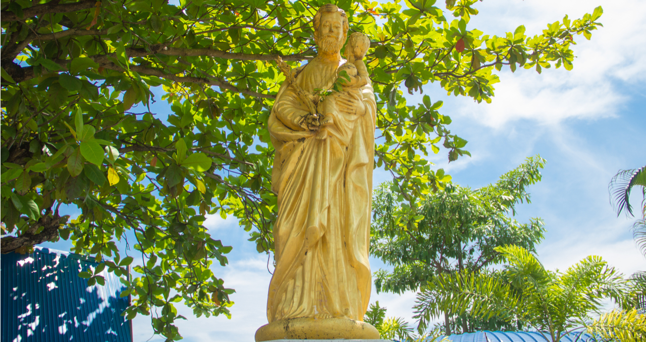 Why One Myth Says a St Joseph Statue Can Help Sell Your House