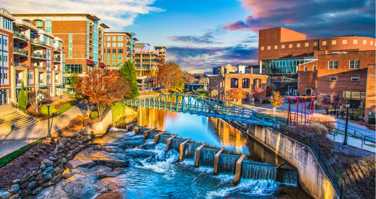 5 Best Neighborhoods to Live in Greenville, SC in 2019