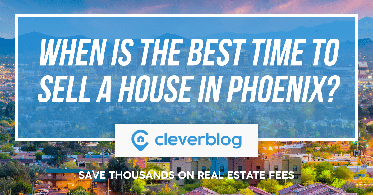 when is the best time to sell a house in phoenix