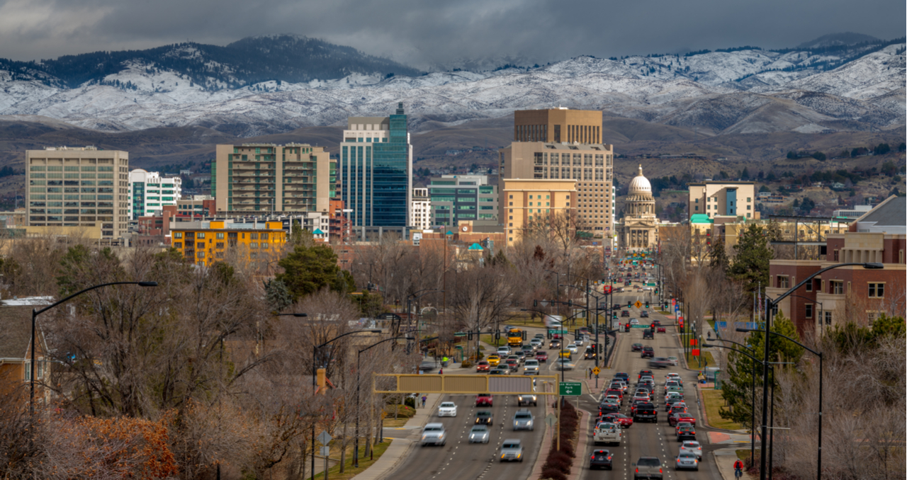 Time to sell a home in Idaho