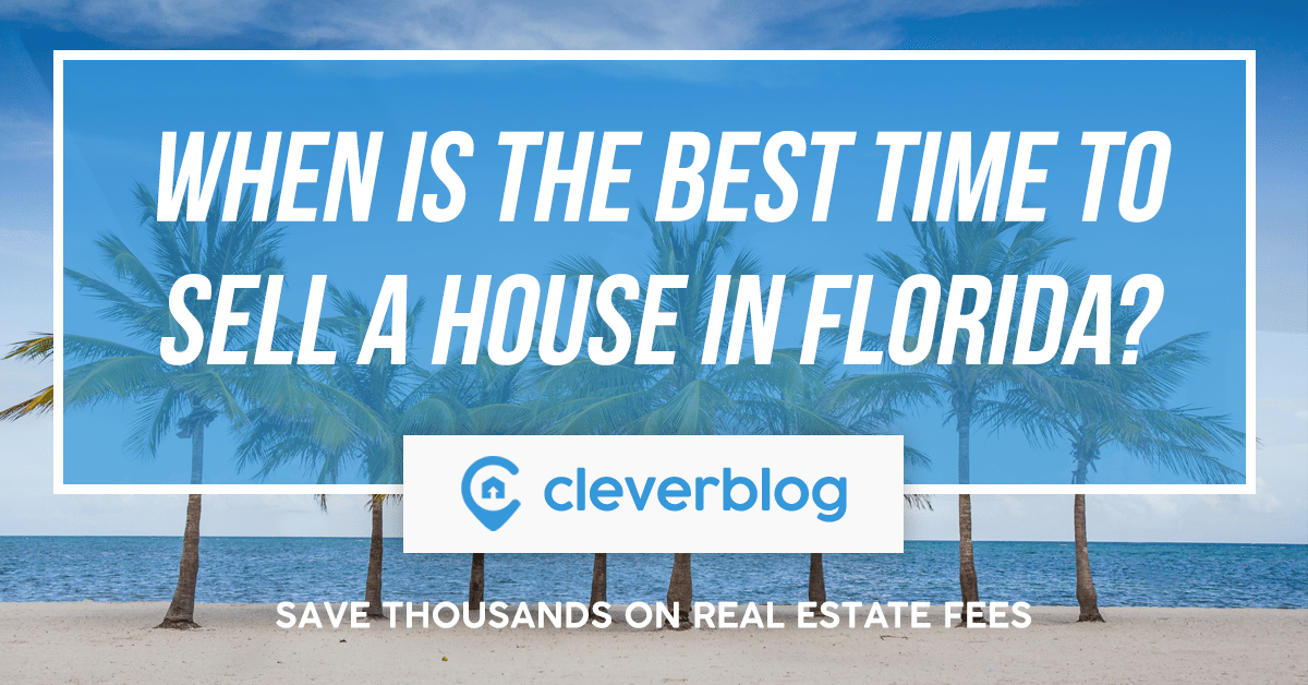 best time to sell a house in florida
