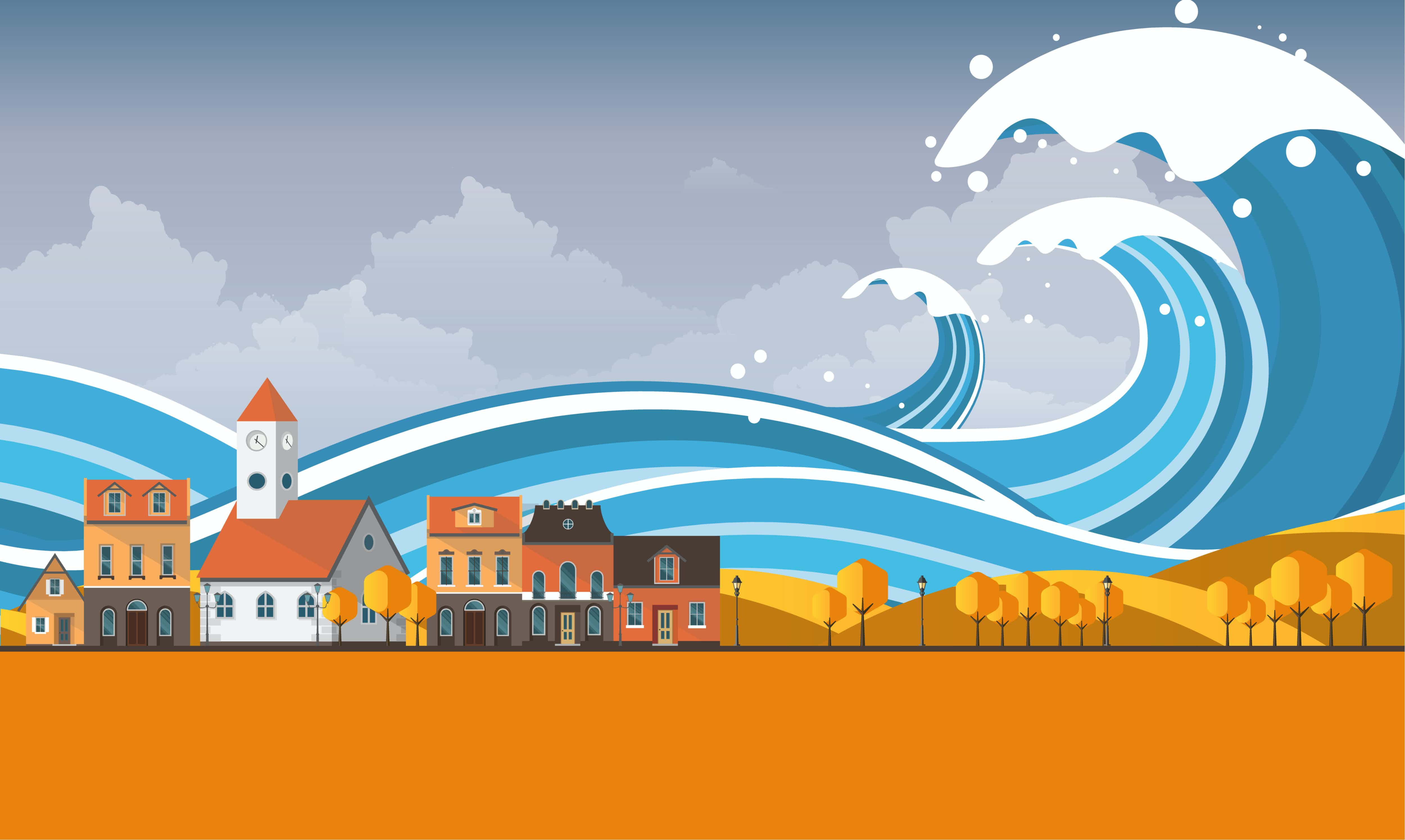 |Top Cities Impacted by Climate Change|