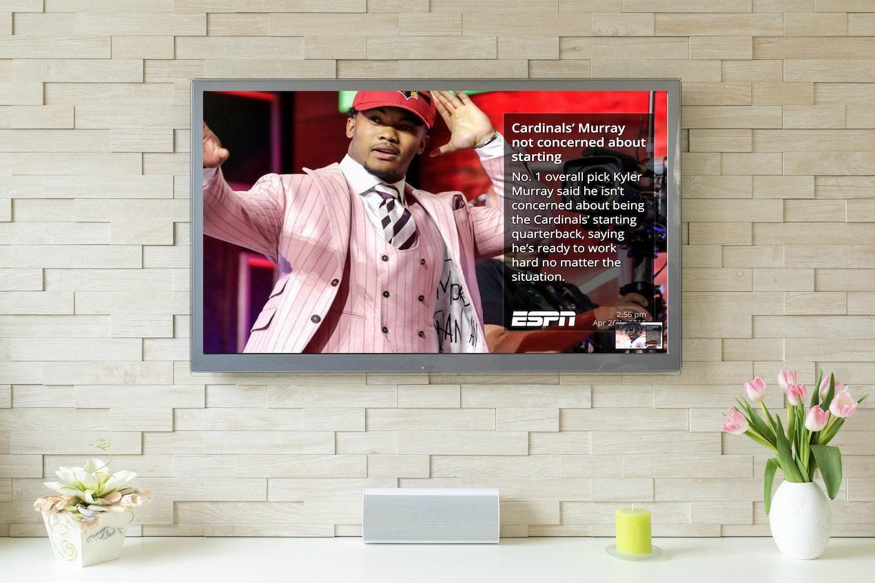 ESPN RSS for Digital Signage image